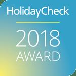 HolidayCheck Award 2018   Oberhof Hotel Urlaub im Thüringenschanze