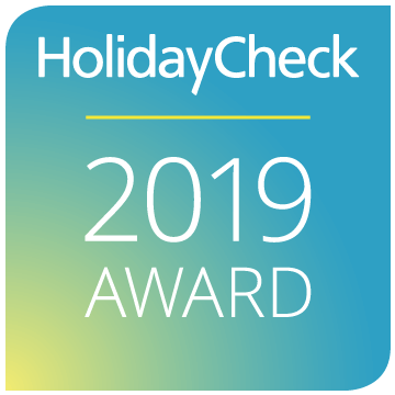 Holidaycheck Award 2019   Oberhof Hotel Urlaub im Thüringenschanze